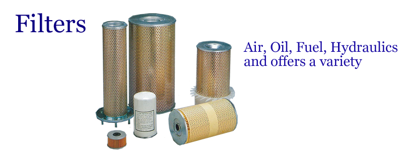 Filters -- Air, Oil, Fuel, Hydraulics and offers a variety --